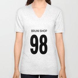 Bruni SHOP 98 Unisex V-Neck