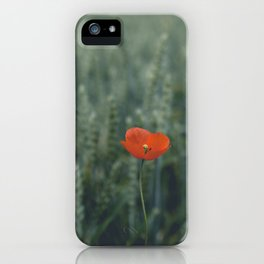 Scintilla iPhone Case