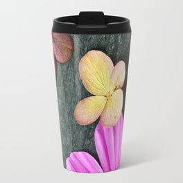 Flowers of Summer Travel Mug