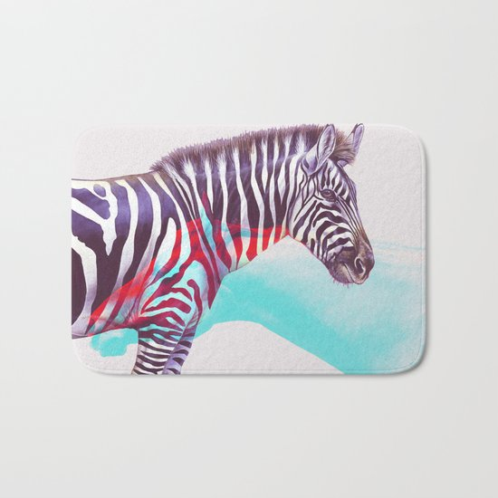 Adapt to The Unknown #society6 #decor #buyart Bath Mat