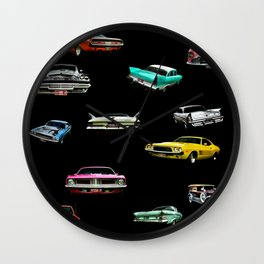 Mopar Mayhem Wall Clock