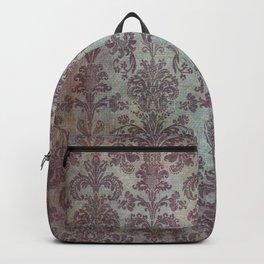 Damask Vintage Pattern 12 Backpack
