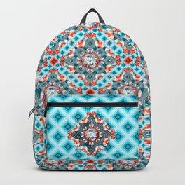 Decorative Lovebirds Backpack
