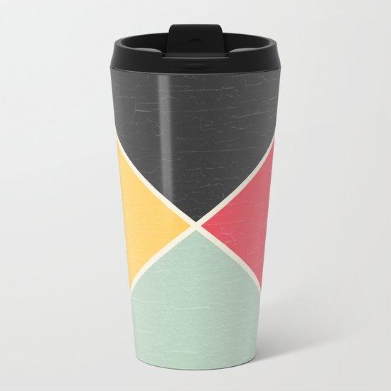 Quarters Metal Travel Mug