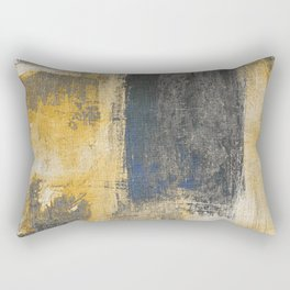 Pitch Lake Rectangular Pillow