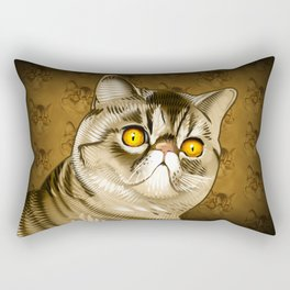 Edison FancyNFriends Rectangular Pillow