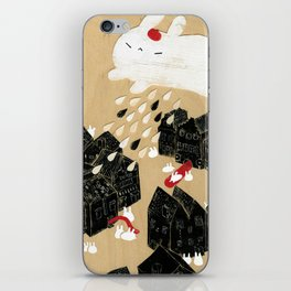 Rain of Terror iPhone Skin