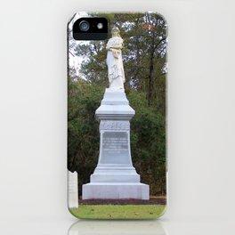 Heroic Women Monument iPhone Case