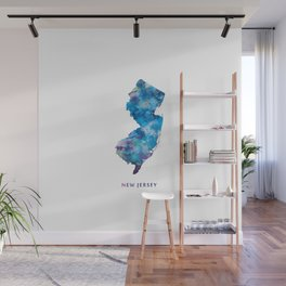 New Jersey Wall Mural