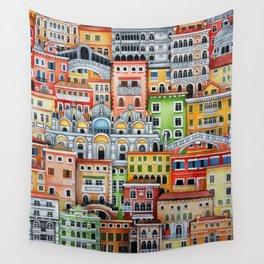 Venice, Italy Wall Tapestry