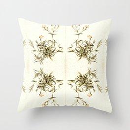 gypsophila repens Throw Pillow