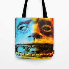 Man On The Inside Tote Bag