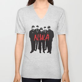 NWA Unisex V-Neck