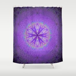 Birth of Eve Shower Curtain