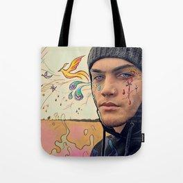 Ocean Eyes Tote Bag