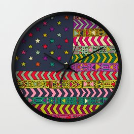 MY USA Wall Clock
