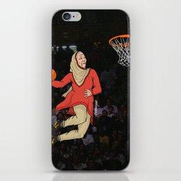 Dunkin Dhadhi iPhone Skin