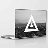 neverland Laptop & iPad Skins featuring Neverland by Canoe Point Designs
