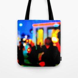 LA at Night Tote Bag
