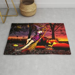 Season Of The Witch Rug