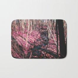 Pink Creek Woods Bath Mat