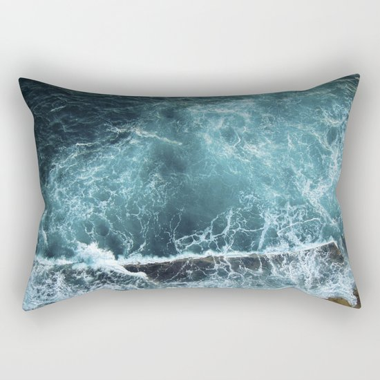 Amalfi coast, Italy 6 Rectangular Pillow