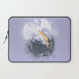 Clash of the sky Dragons Laptop Sleeve