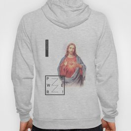 Jesus Christ - POWER Hoody