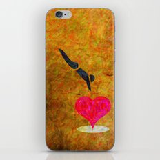 Jumpin' Love iPhone Skin
