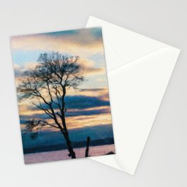 Madrona at the Purdy Spit Stationery Cards