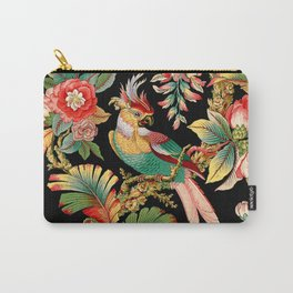 French Wallpaper Carry-All Pouch