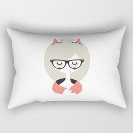 Call me Foxy! Rectangular Pillow