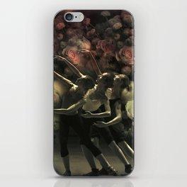 The Dancers iPhone Skin