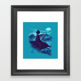 dream job Framed Art Print
