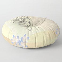 Neheron paar bungaló Floor Pillow