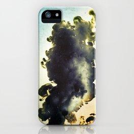 Liquid harmony II iPhone Case