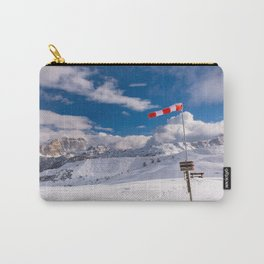 Windsock in the alps Carry-All Pouch