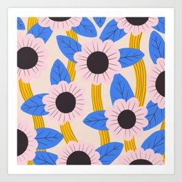 61f0f99568 Flower Power Art Prints | Society6