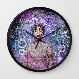 Female Energy Wall Clock