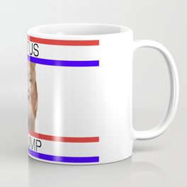 POTUS GRUMP - TRUMP Coffee Mug