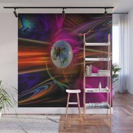 Mystical world - Love greetings Wall Mural