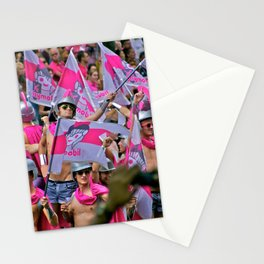 Gay Pride Amsterdam Stationery Cards
