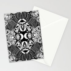 Reads and Writes Stationery Cards