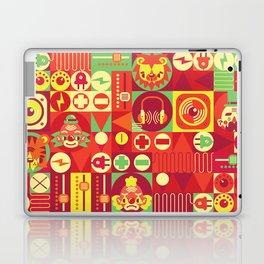 Electro Circus Laptop & iPad Skin