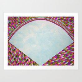 Opening #3 Art Print