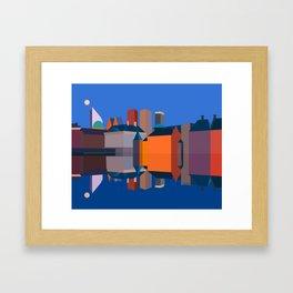 The Hague Double Faced Framed Art Print