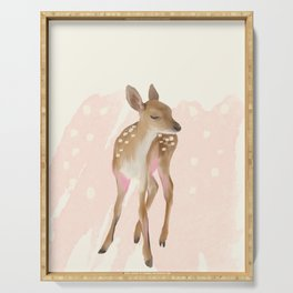 Little Fawn Serving Tray