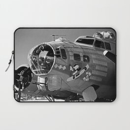 Nine-O-Nine B17 WWII Plane Laptop Sleeve