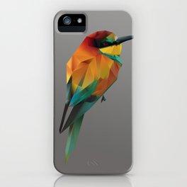 LowPoly Bird iPhone Case