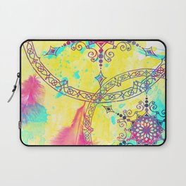 Dream As If We Will Love Forever Laptop Sleeve